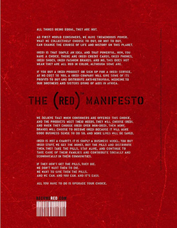 Redmanifesto